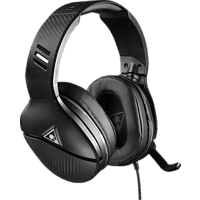 TURTLE BEACH Recon 200, Over-ear Gaming Headset Schwarz