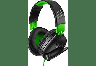 TURTLE BEACH Recon 70, Over-ear Gaming Headset Schwarz/Grün