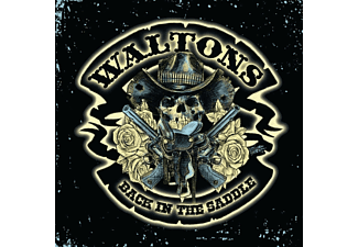 The Waltons - Back In The Saddle  - (CD)