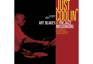 Art Blakey and the Jazz Messengers - JUST COOLIN' - (Vinyl)