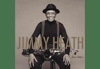 Jimmy Heath - Love Letter  - (CD)