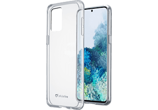 CELLULARLINE Cover Clear Duo Galaxy A21s Transparant (CLEARDUOGALA21ST)