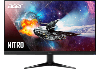 ACER Nitro QG241Y 23,8 Zoll Full-HD Gaming Monitor (1 ms Reaktionszeit, 75 Hz)