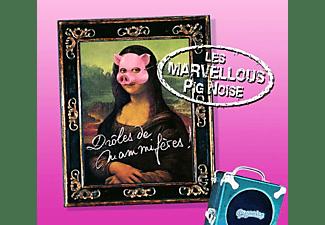 Les Marvellous Pig Noise - DROLE DE MAMMIFERES  - (CD)