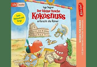 Ingo Siegner - Alles klar! Der kleine Drache Kokosnuss  - (CD)
