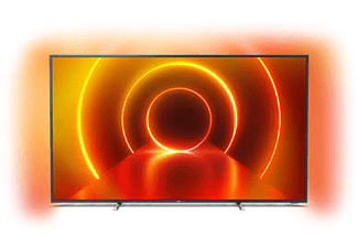"PHILIPS 75"" Smart LED-TV med 4K UHD 75PUS7805/12"