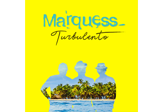 Marquess - Turbulento  - (CD)