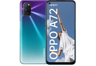 OPPO A72 128 GB Aurora Purple Dual SIM