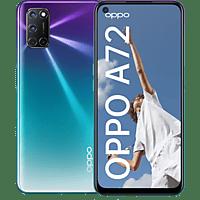 OPPO A72 128 GB Aurora Purple Dual SIM