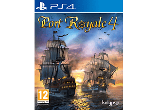 PS4 - Port Royale 4 /I