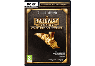 Railway Empire Complete Collection UK PC