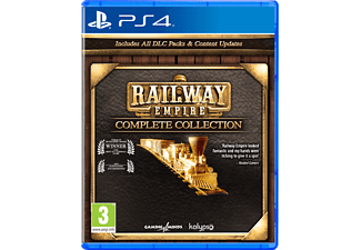 Railway Empire Complete Collection UK PS4