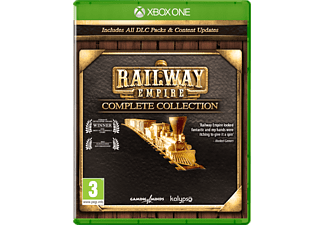 Railway Empire Complete Collection UK Xbox One