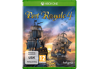 Xbox One - Port Royale 4 /D