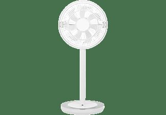 KAMOME FKLS-281D Family Standventilator Weiß/Silber (18 Watt)