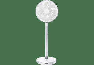 KAMOME FKLS-320D Living Standventilator Weiß/Silber (20 Watt)