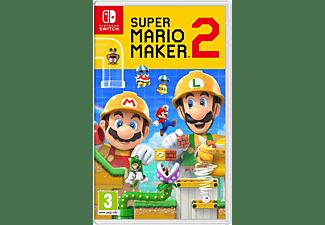 Nintendo Switch Super Mario Maker 2