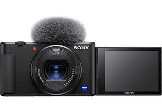 SONY Kompaktkamera Cyber-shot ZV-1 schwarz