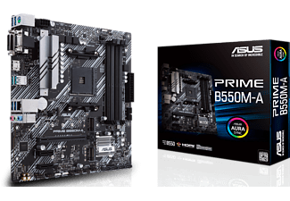 ASUS Mainboard Prime B550M-A (90MB14I0-M0EAY0)