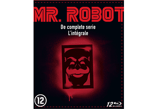 Mr. Robot: Complete Serie - Blu-ray