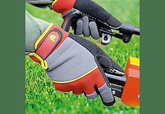 WOLF GH-M 8 Geräte-Handschuhe, Grau/Rot/Gelb