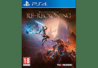 Kingdoms Of Amalur Re-Reckoning FR/UK PS4