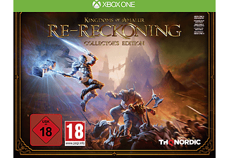 Kingdoms Of Amalur Re-Reckoning Collector Edition FR/UK Xbox One