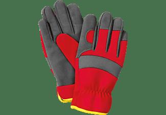 WOLF GH-U 10 Universal-Handschuhe, Rot/Grau/Gelb