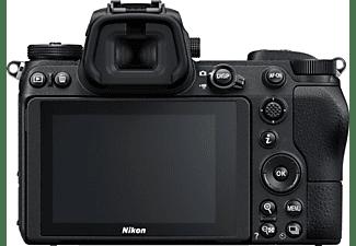 NIKON Z 6 Systemkamera mit Objektiv Z 24-70mm f4 S und 64GB XQD Speicherkarte
