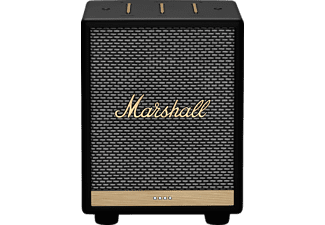 MARSHALL Uxbridge Voice - Smart Speaker (Noir/Or)