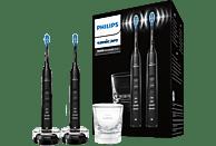 PHILIPS Sonicare DiamondClean 9000 HX914/54 elektrische Zahnbürste, schwarz