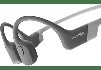 AFTERSHOKZ Open-Ear-Bluetooth-Sport-Kopfhörer (Bone Conduction) Aeropex Grau