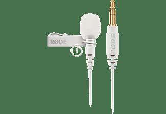 RODE Lavalier GO, Mikrofon, Weiß