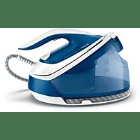 PHILIPS Perfect Care Compact Damfbügelstation GC 7929/20 , blau
