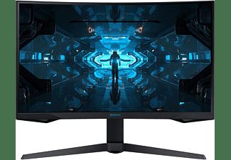 SAMSUNG Odysey G7 (C27G74TQSU) 27 Zoll WQHD Gaming Monitor (1 ms Reaktionszeit, 240 Hz)