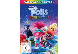 Trolls 2 - Trolls World Tour DVD