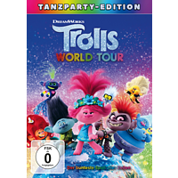 Trolls 2 - Trolls World Tour DVD