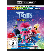 Trolls World Tour (4K Ultra HD) (+ Blu-ray 2D) 4K Ultra HD Blu-ray + Blu-ray
