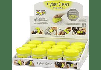 CYBERCLEAN Office Reinigungsmasse Gelb