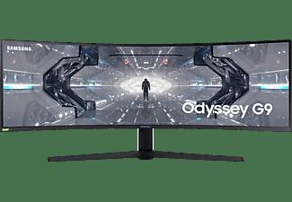 SAMSUNG Odyssey G9 (C49G94TSSU) 49 Zoll WQHD Gaming Monitor (1 ms Reaktionszeit, 240 Hz)