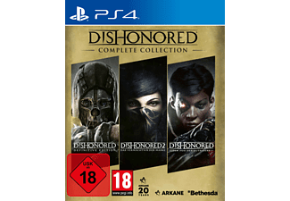 PS4 - Dishonored: Complete Collection /D