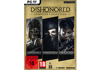 PC - Dishonored: Complete Collection /D