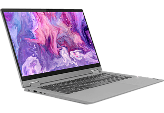 LENOVO IdeaPad Flex 5, Convertible mit 14 Zoll Display, Ryzen™ 3 Prozessor, 8 GB RAM, 256 GB SSD, Radeon Grafik, Platinsilber