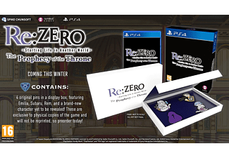 PS4 Re: ZERO - The Prophecy of the Throne