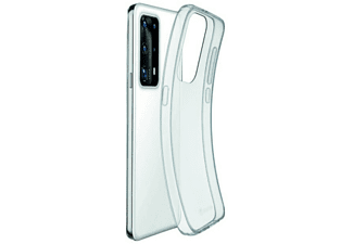 Funda - Cellularline FINE TPU Huawei P40, Transparente