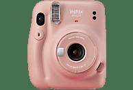 FUJI Sofortbildkamera Instax Mini 11 Blush-Pink (16654968)