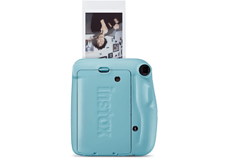FUJI Sofortbildkamera Instax Mini 11 Sky-Blue (16654956)