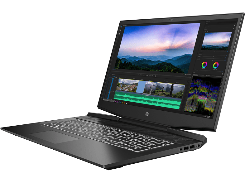 HP Pavilion Gaming 16-A0800ND