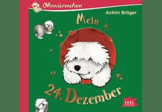 Achim Broeger - Ohrwürmchen.Mein 24.Dezember  - (CD)