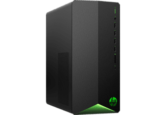 HP Pavilion TG01-0504nz - Gaming PC (512 GB SSD, NVIDIA® GeForce® RTX™ 2060, Shadow Black)